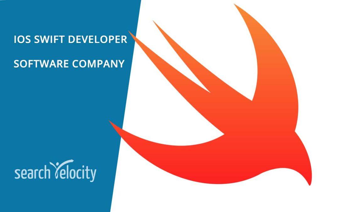 iOS Swift Developer