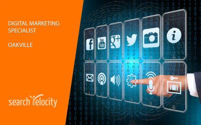 Digital Marketing Specialist | Oakville
