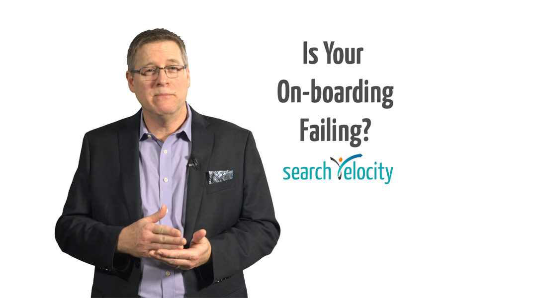 Is Your Onboarding Failing?
