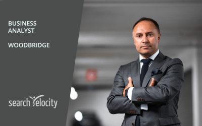 Business Analyst – Woodbridge