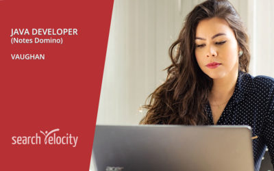 Java Developer (Domino) | Vaughan