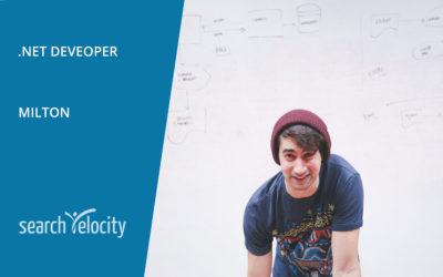 .NET Developer – Milton
