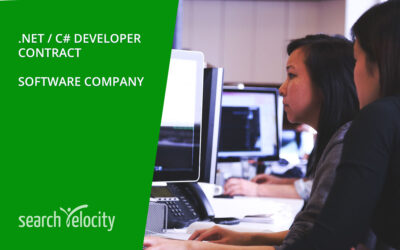 .NET / C# Developer (Contract) | Oakville
