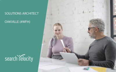 Solutions Architect (Perm & Contract) | Oakville